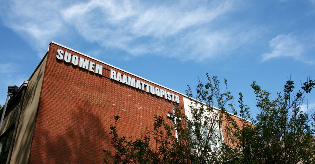 Suomen Raamattuopiston päärakennus