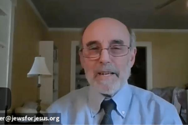 Jews for Jesus johtaja Avi Snyderin luento